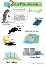 Penguin Pete's Energy Puzzle